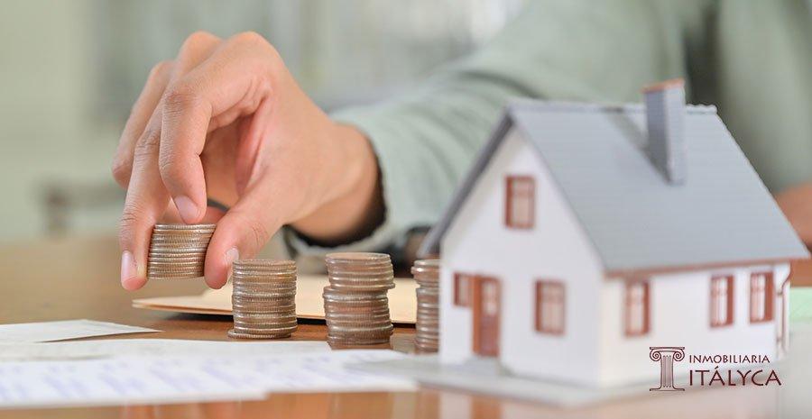 Bajada impuestos para comprar vivienda